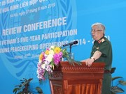 Vietnam enhances cooperation in UN peacekeeping operations