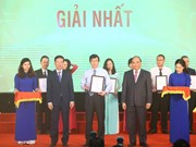 Presentation Ceremony of National External Information Service Awards 2018