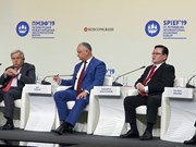 Vietnam joins economic discussions at St. Petersburg forum