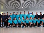 Vietnam futsal team ready for 2019 AFC U-20 championship