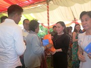 Vietnamese, Cambodian provinces strengthen solidarity