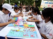 Hanoi forum looks to end child labour