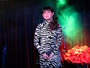 Vietnamese-American pop star Y Lan performs in HCM City