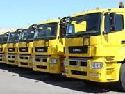 Truck manufacturer Kamaz plans serial assembly in Vietnam