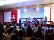 Art exchange programme promotes Vietnam-US friendship