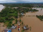 Indonesia: thousands evacuated due to floods