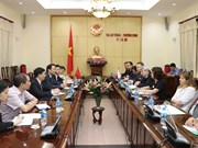 Vietnam, Czech Republic forge labour cooperation
