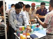 Int'l expo displays fertilizers, plant protection products