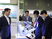Int'l expo displays environment, energy technologies