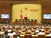 Three laws go through National Assembly on June 13
