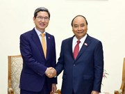 PM receives head of RoK-Vietnam Parliamentary Friendship Group