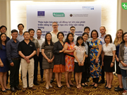 Workshop discusses air-health benefits from clean energy