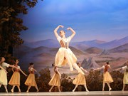 Classical ballet staged to celebrate Russia Day