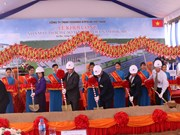 Japanese-invested gypsum factory built in Ba Ria-Vung Tau
