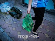 Vietnam works toward no plastic waste community