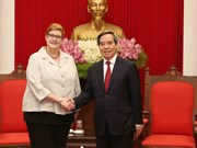 Vietnam promotes strategic partnership with Australia