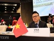 Sixth News Agencies World Congress convenes final session