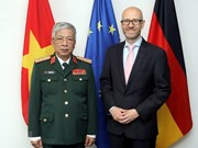 Vietnam, Germany seek to expand defence ties