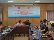 US school's delegation visits Vietnam