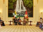 Deputy PM: Vietnam supports Myanmar in national development