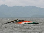 Passenger boat capsizes in Indonesia