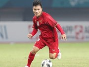 Hai named in top 6 Asian footballers ready to play in Europe