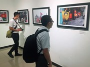 Press photo exhibition to celebrate revolutionary journalism day
