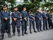Thailand: Nearly 10,000 policemen deployed for ASEAN Summit