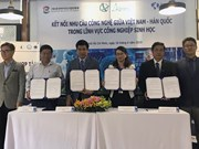 Vietnam, RoK boost cooperation in biotechnology