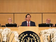 Vietnam pledges to fulfill ILO membership obligations