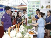 Agricultural expos open in Ho Chi Minh City