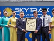 Vietnam Airlines gets 4-star airline rating for 4th consecutive year