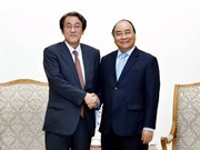 Prime Minister, Japanese Ambassador discuss Vietnam-Japan ties