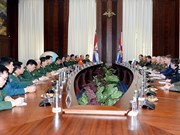 Vietnam, Russia enhance defence partnership