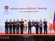 Vietnam attends ASEAN Senior Officials' Meeting in Thailand