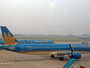 Domestic airlines' punctuality rate exceeds 86 percent in May
