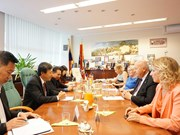 Ambassador works to boost relations between Vietnam, Czech localities