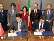 Vietnam, Italy seek stronger economic, trade partnership