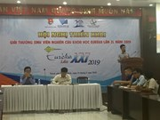 National scientific research competition kicks off in HCM City