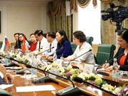 Vietnam, Russia foster parliamentary cooperation