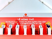 Vingroup builds theme park, resort in Tuyen Quang