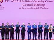ASEAN Summit: APSC-19, ACC-23 held in Bangkok
