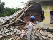 7.5-magnitude earthquake hits Indonesia