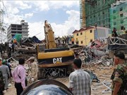 Cambodian PM appoints officials following building collapse