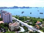 Real estate market booming in Quang Ninh