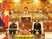 Hanoi willing to cooperate with Cambodian localities: official