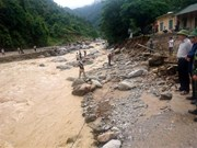 Heavy rain, floods wreak havoc in northern mountainous localities