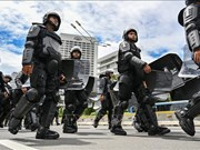 Indonesia to deploy 47,000 security personnel for election dispute