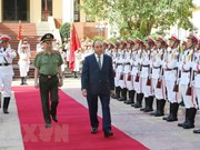 PM assigns tasks for public security forces in next six months