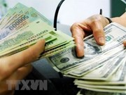 Reference exchange rate up 5 VND on June 26